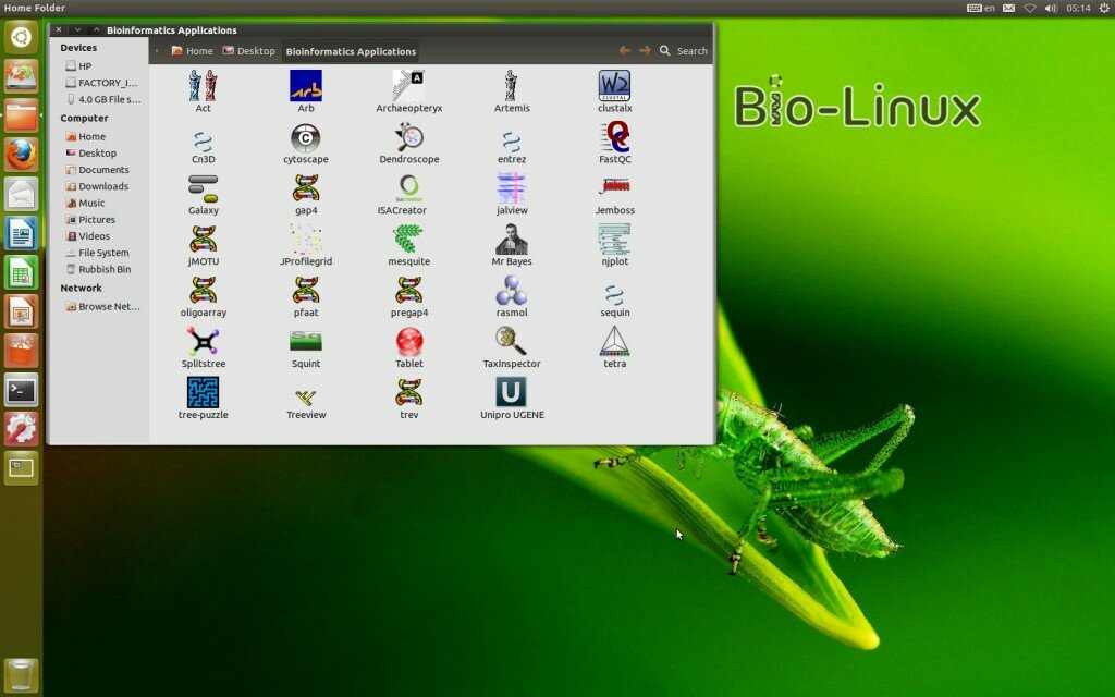 The Linux Operating System - GNU - Open Source